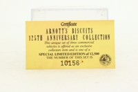 Days Gone Lledo AB1003; Arnotts Biscuits; 125th Anniversary Collection DG61, DG11, DG13