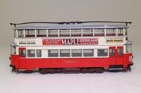 Corgi OOC OM40505; Feltham Tram; London United Tramways; Rte Shepherds Bush