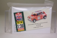Corgi Classics 04432; BL/Rover Mini; Mighty Minis Racing: Nigel Ainge RN15