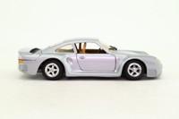 Revell; Porsche 959; Metallic Silver