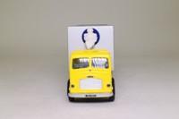 Corgi Classics 24701; Leyland Mouthorgan Cab; Artic Box Van, Michelin Tyres, Yellow/Silver