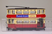 Corgi CC25202; Double Deck Tram, Closed Top, Closed Platform; London Transport; 68 Greenwich CH