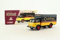 Corgi 71403; Renault Faineant; Calberson, Paris