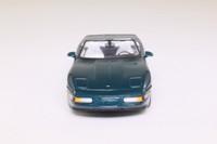 Detail 214; Chevrolet Corvette ZR1 Cabrio; Dark Green Metallic