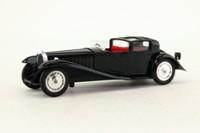 Solido 4036; 1930 Bugatti Royale Coupe de Ville; Black, Open Cockpit