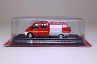 del Prado 98; 2002 Fiat Ducato VPI Fire Truck; Chemilly-Beaumont, Véhicule de Première Intervention