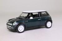 Corgi Classics CC86506; 2001 BMW Mini-Cooper; British Racing Green