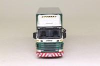 Atlas Editions 4 649 112; Scania 94D Truck; Rigid Curtainside, Eddie Stobart, Isabelle