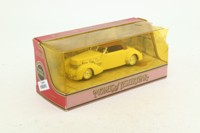 Models of Yesteryear Y-18/1; 1937 Cord 812 Coupe; Closed Coupe, Primrose Yellow