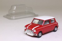 Corgi #01; BL/BMC/Rover Mini Cooper; Cooper; Red, White Roof