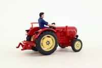 Siku 3461; Porsche Diesel Tractor Super 308; Red