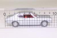 Detail 303; 1969 Ford Capri; 2300GT, Silver Metallic