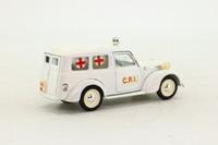 Brumm R179; 1949  Fiat 1100E Van; Ambulance, CRI