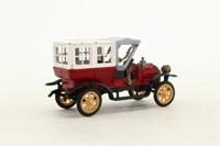 Ziss-Modell; 1906 Adler Limousine; Maroon & White