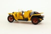 RW-Modell 14; 1910 Mercedes Grand Prix; Yellow