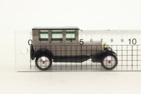 Minialuxe #6; 1925 Citroen B2; Grey & Black