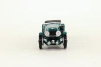 John Day; 1929 Blower Bentley; Green