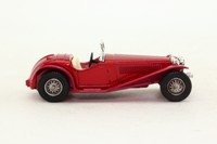 Models of Yesteryear Y-3/3; 1934 Riley MPH; Metallic Red, White Grille
