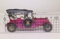 Models of Yesteryear Y-12/2; 1909 Thomas Flyabout; Met Purple, White Seats