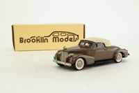 Brooklin BRK.14; 1940 Cadillac V16 Convertible Coupe; Bronze Metallic