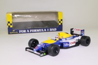 ONYX 5000; Williams FW14 Formula 1; 1991 British GP 1st; Nigel Mansell; RN5