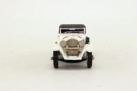 Western Models WMS26; 1929 Mercedes-Benz SSK Corsica; Soft Top, White
