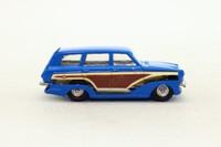 Corgi Toys 491; Ford Cortina Estate; Blue