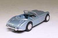 Corgi Classics D734/1; Austin Healey 3000 Mk1; Open top: Blue Metallic