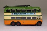 Corgi OOC 43703; Q1 Trolleybus; Glasgow Corporation: Route 102 Hampden Garage