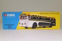 Corgi 54008; GM Old Look Bus; 4502, San Francisco Market Street Railway; 15 North Beach