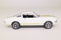 Kyosho 03122WG; 1966 Shelby Mustang GT-350H; White/Gold