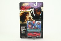 Johnny Lightning 261-00; James Bond Ford Mustang Mach 1; Diamonds Are Forever