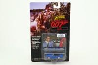 Johnny Lightning 261-00; James Bond Sunbeam Alpine; Dr No