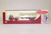 Trackside DG150005; Foden S21 Artic; Twin Axle Flatbed, Eddie Stobart Sheeted Load