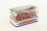 Dinky Matchbox DY-24; 1973 Ferrari 246 Dino GTS; Red, Black Top