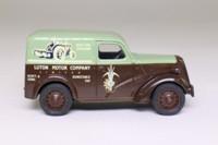 Corgi Classics D980/3; Ford Popular Van; Luton Motor Co, Tractor Division