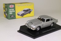 Atlas Editions 4 656 101; 1964 Aston Martin DB5; Silver