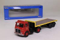 Base Toys D-36; AEC Mercury; Artic Flatbed, Hanson Haulage