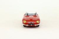 Eligor 1152; 1964 Jaguar E-Type; Open Roadster, Red