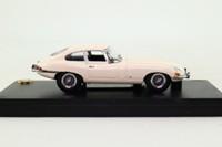 Kyosho 03062W; Jaguar E-Type; Coupe, White