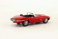 Universal Hobbies 4615; Jaguar E-Type Roadster; Red