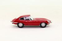 Kyosho 07187; Jaguar E-Type 2+2; Red