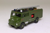 Trackside DG221001; Bedford Green Goddess Fire Engine; Auxilliary Fire Service Military Green