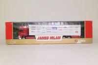 Corgi CC87003; Leyland Daf 95; Artic Curtainside; James Irlam, Jimmy