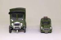Corgi D15/1; GPO Telephones 2 Van Set; AEC Cabover Van & Morris Minor Van