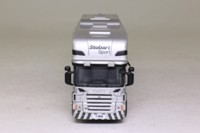 Atlas Editions 4 649 111; Scania P380; Oakley Horsebox, Eddie Stobart, Ally