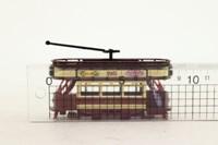 Days Gone Lledo DG109006; Dick Kerr Tram, Open Top; London County Council; Lledo Show