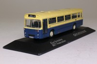 Atlas Editions 4 655 129; BET Federation Bus; East Yorkshire, 44 Leeds, Pocklington, York