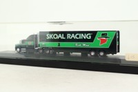 Action Racing Collectibles; 1995 Ford Aeromax Truck; Skoal Racing, Car Transporter, Rick Mast