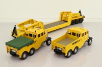 Corgi 17702; Scammell Constructor; Ballast Tractor x2; 24 Wheel Girder Trailer, Wimpey